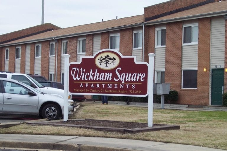 WICKHAM SQUARE APARTMENTS
