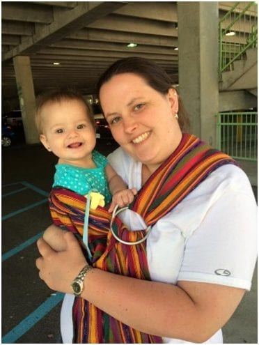 Excuse Me Ma'am, Do You Need A Hand? What You Need to Know About Babywearing