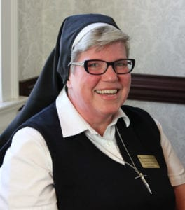 Sister Emily Faubion