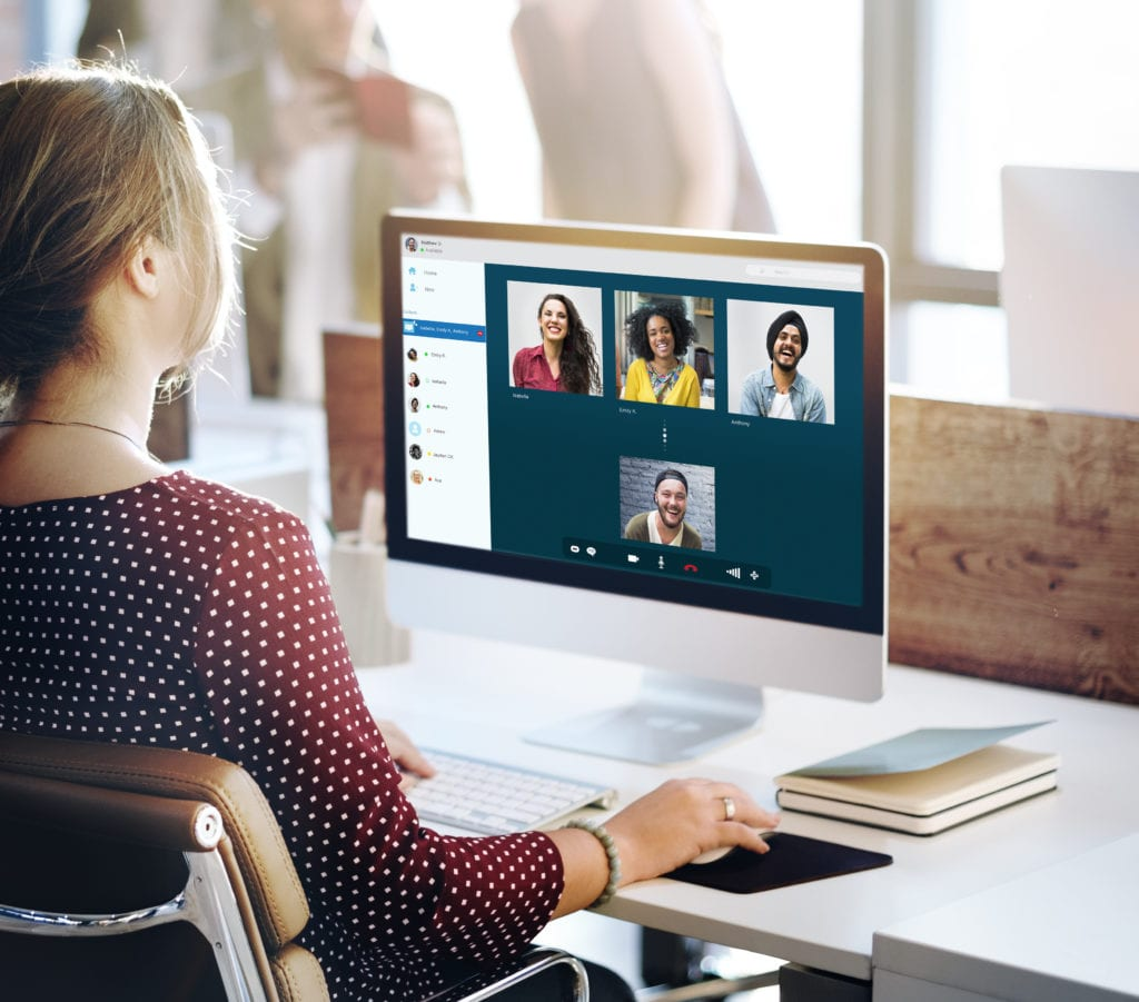 Telehealth group counseling