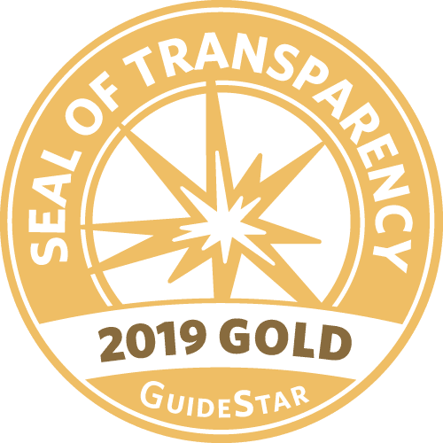 Seal of Transparency - 2019 Gold Guide Star
