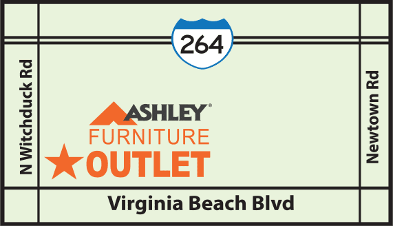 Ashley Furniture Outlet Location