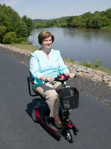 Mobility Scooter for Disabled
