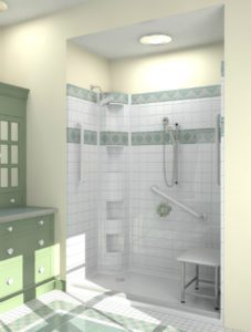 Walk-In Tubs, Walk-In Tubs and Roll-In Showers, Hampton Roads Mobility