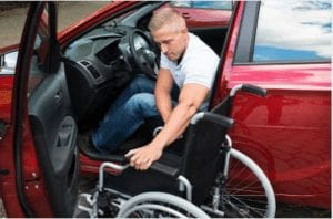Hand Controls, Hand Controls for Vehicles, Hampton Roads Mobility